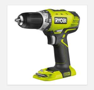 Ryobi 18V ONE+ Drill Driver (Body Only) - In-store @ Homebase
