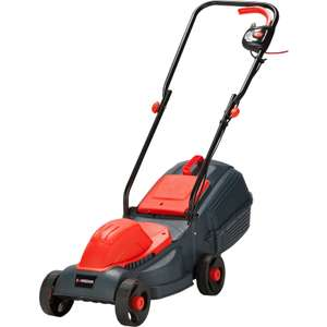 Sovereign 1000W Electric Rotary Corded Lawn Mower - 31cm at Homebase for £15