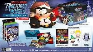 South Park : The fractured but whole Collector's Edition (Xbox One / PS4) £39.99 In-store @GAME