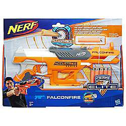Nerf N-Strike Accustrike Series FalconFire Blaster down from £13 to £10 @Tesco Direct