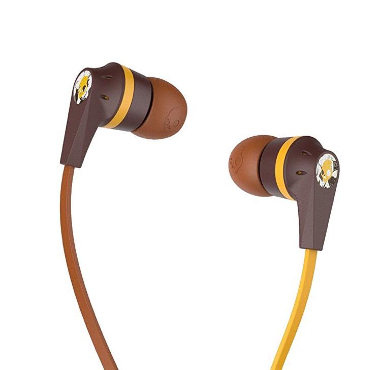 Skullcandy Riot Explorer/Mustard Earphones With Mic @ HMV for £4.99