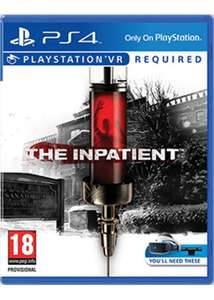 The Inpatient (PS4) @Base.com £24.85