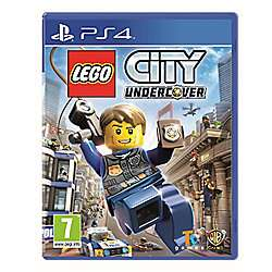 LEGO City Undercover (PS4) - Tesco Direct £15