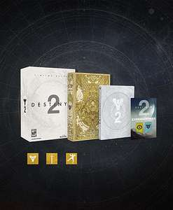 Destiny 2 - Limited Edition PC £59.99 at Game