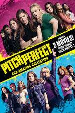 Pitch Perfect 1 & 2 HD iTunes £5.99