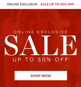 Bonmarche up to 50% off sale & 10% discount code