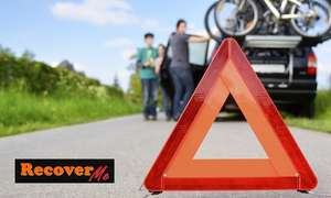 Recoverme - One-Year Full UK Car Breakdown Cover Including Homestart - from £20 with code @ Groupon