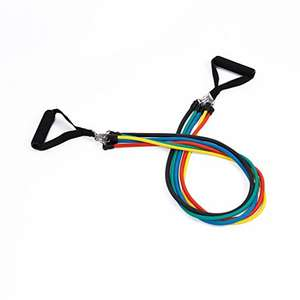 OUTAD Resistance Bands Set Door Anchor Attachment £9.99  (Prime or £13.98) Sold by GetBeauty-UK and Fulfilled by Amazon