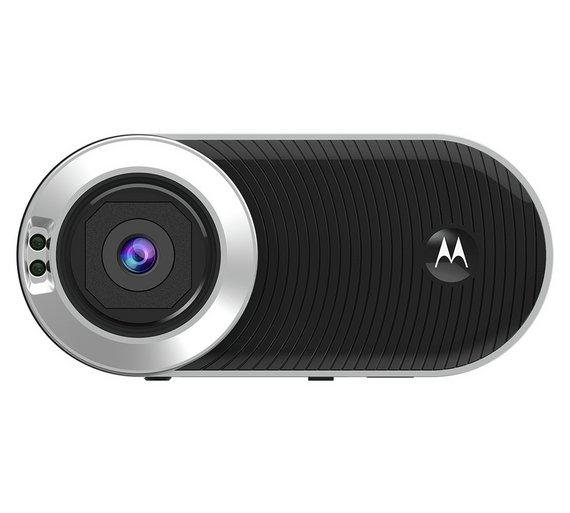 Motorola MDC100 2.7 Inch Full HD Dash Cam - Black £49.99 @ argos