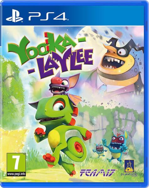 Yooka-Laylee £10 at Amazon PS4 - £10 (Prime) £11.99 (Non Prime) @ Amazon