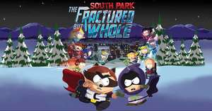 South Park Fractured Butt-hole Gold edition (Digital Code) XBOX One - £3.99 @ Tesco Direct + Others
