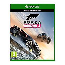 Forza Horizon 3 Xbox One for £15 delivered @ Tesco Direct