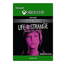 Life is Strange: Before the Storm Deluxe Edition (Digital Download Code) £11.99 @ Tesco Direct