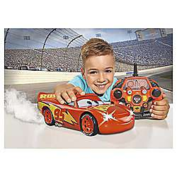 Disney Cars 3 RC 1:16 Wheel Spin Ultimate McQueen was £60 now £30 C+C @ Tesco Direct