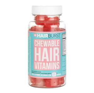 50% off Hairburst Chewable supplements, now £9.99 plus 3 for 2 offer! @superdrug