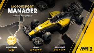 Motorsport Manager 2 Android 89p Play Store