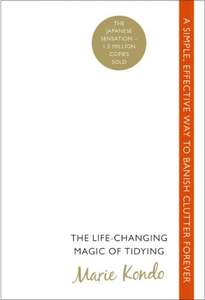 The Life-Changing Magic of Tidying by Marie Kondo - Kindle eBook £2.99 @ Amazon
