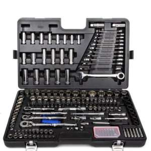 Halfords Advanced 200 Piece Socket and Ratchet Spanner Set for £148.75 (£142.05 TCB)