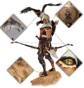 Assassins Creed Origins Bayek Statue - £32.86 @ ShopTo