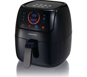 £64 only for MORPHY RICHARDS  Fryer - Black Colour at Currys