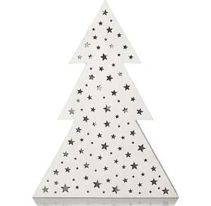 George Home light up tree instore for £6