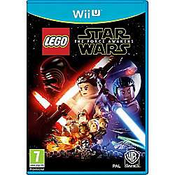 Wii U Lego Star Wars Force Awakens - £10 - Tesco
