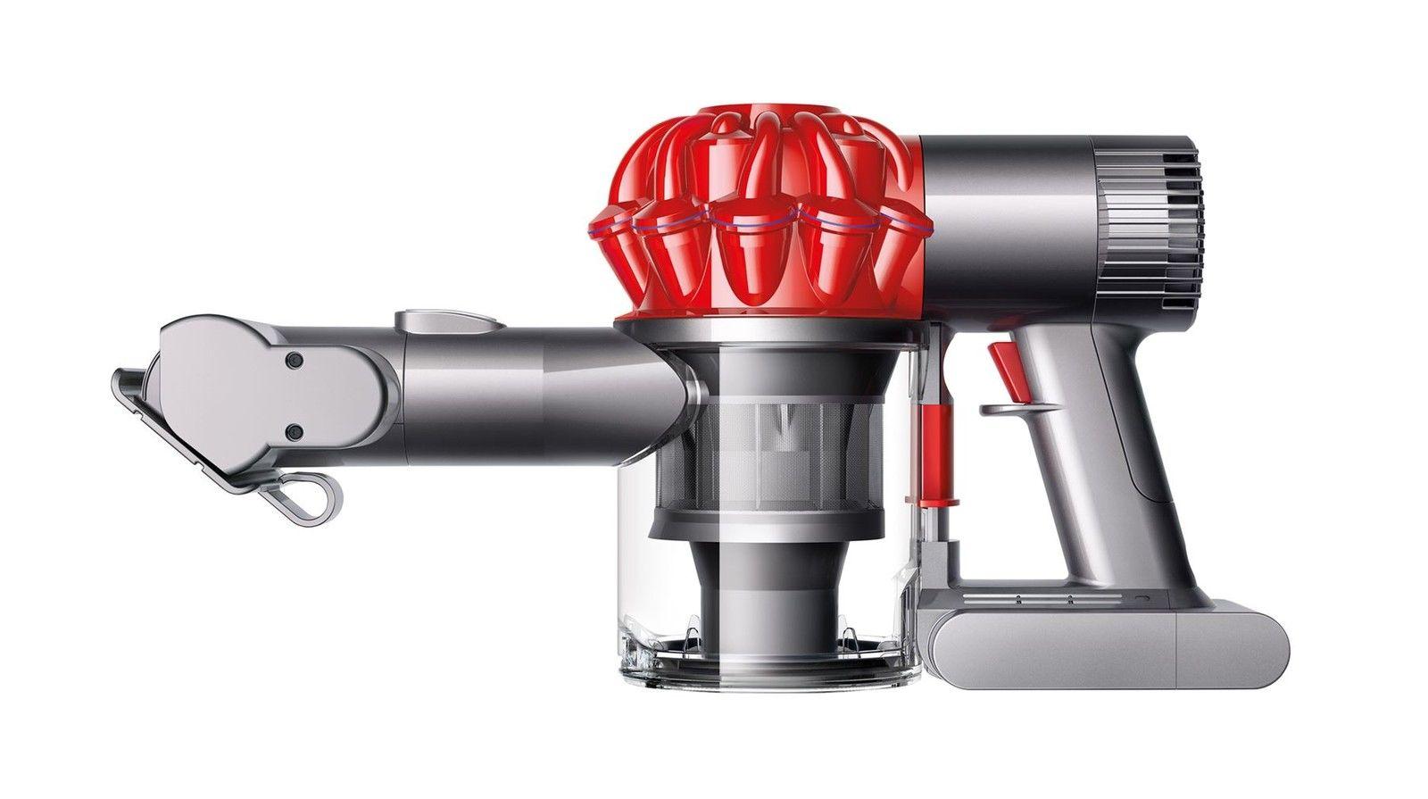 Dyson V6 Car + Boat Extra Handheld Vacuum Cleaner Refurb £99.99 - Dyson DC34 Refurb £79.99 - Dyson V6 Trigger Pro Refurb £109.99 - Dyson DC40 Multi Floor Refurb £119.99 - Dyson V6 Cord Free £129.99 @ Dyson eBay