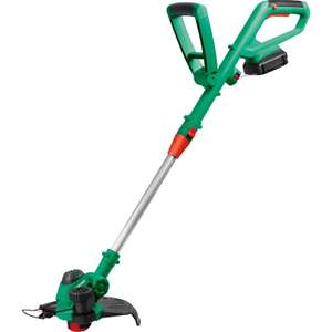Qualcast Li-ion 18V Cordless Grass Trimmer £20 @ Homebase (instore)