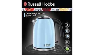 Russell Hobbs heavenly blue kettle - £24 @ Trago Mills instore
