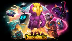 Crashlands reduced to £3.59 @ Google Play Store
