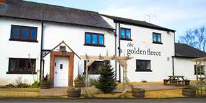 1 Nights Cosy Cumbria Inn Stay for 2 People + Full Cooked Breakfast + 3-course seasonal menu dinner (worth £35pp) +  Glass of Prosecco each £34.50pp (£69) via Travelzoo