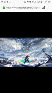 Horizon Zero Dawn: The Frozen Wilds DLC Free from PSN (Check emails)