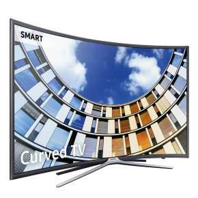 "Samsung UE55M6300 55"" Curved 1080p Full HD LED Smart TV with Freeview HD UE55M6300AKXXU - £649.98 @ Ebuyer"