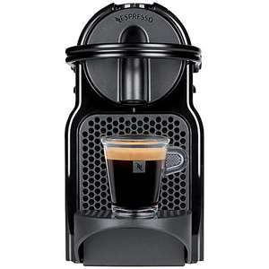 Nespresso Inissia black with £45 coffee credit - £59 @ John Lewis