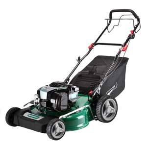 Qualcast 150cc Self Propelled Petrol Rotary Lawn Mower - 51cm @ HOMEBASE IN STORE ONLY - £150