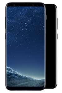 S8 Plus. 15gb data. EE unlimited mins / texts £42.99 pm 24 months £1031.76 @ Affordable mobiles
