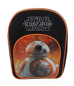Star Wars BB8 Backpack £3 Free First Class Delivery @ Game