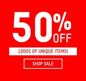 50% Off Site Wide Winter Sale - 1000's of Unique Items @ Oxfam online shop (del £3.95 per order)