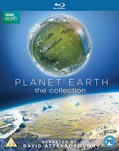 Planet Earth The Collection Blu-ray £15.29 prime members / £17.28 non prime @ Amazon