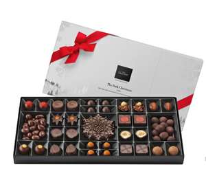 Hotel Chocolat offer stack: Get 20% off selected boxed chocolates + a further 20% using code + delivery (£3.95) upgraded to next day for free (and is free with a > £35 spend using code)