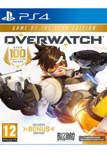 Overwatch (Game of the Year Edition / PS4) £19.99 @ Simply Games