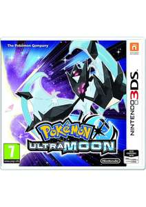 Pokemon Ultra Moon £22.99 @ Simply games