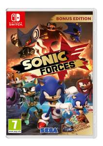 [Nintendo Switch] Sonic Forces with Bonus DLC - £22.99 - Simply Games