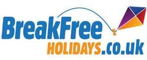Breakfree Holidays £10 promotion, Caravan Holiday - Now live
