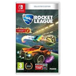 Rocket League Collector's Edition (Nintendo Switch) - Smyths - £24.99