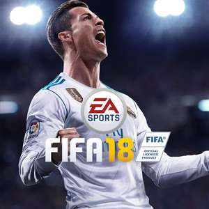 FIFA 18 on Nintendo Switch [Digital] £36.84 @ Nintendo