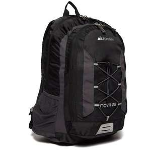 Nice stocking filler!! £10 for a 25L Rucksack was £35 @ Blacks. £1 for C&C to receive in time for Christmas