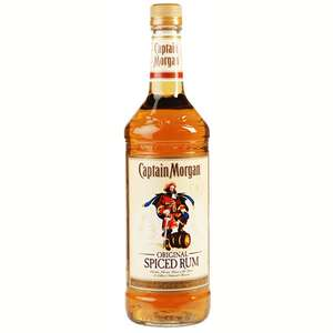 Captain Morgan Spiced Rum 1 litre £16 @ Tesco