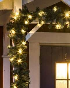 Extendable LED Garland £9.99 @ Clas ohlson Liverpool