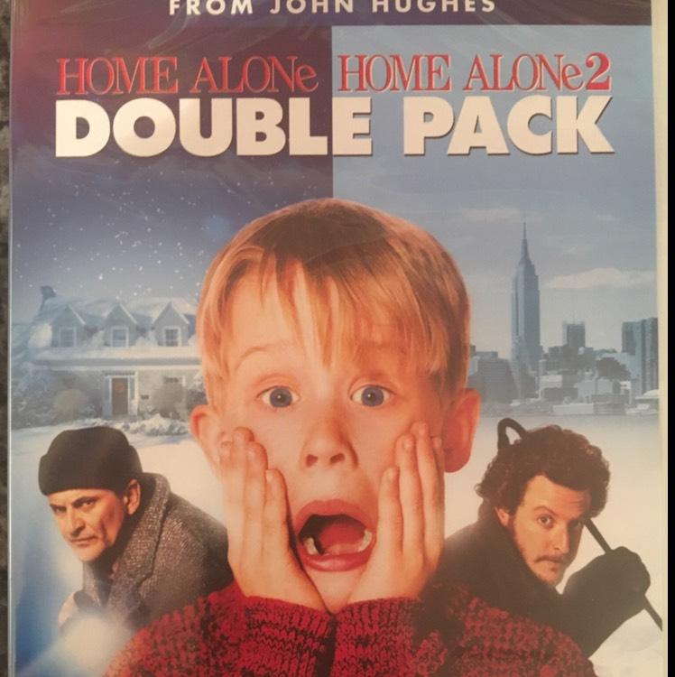 Home Alone Double DVD £3 @ Asda instore
